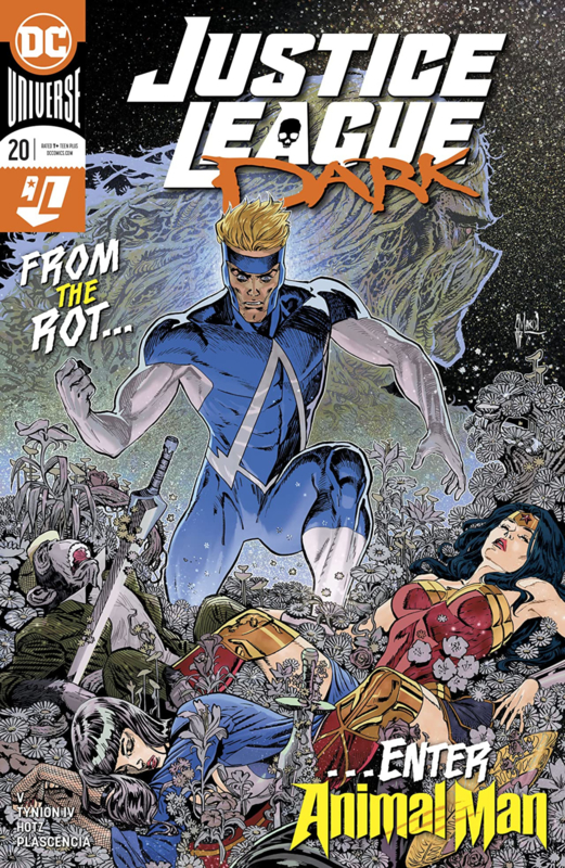 Justice League Dark (2018-) 20