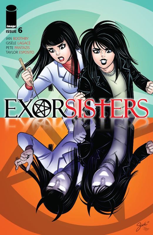 Excorsisters  6