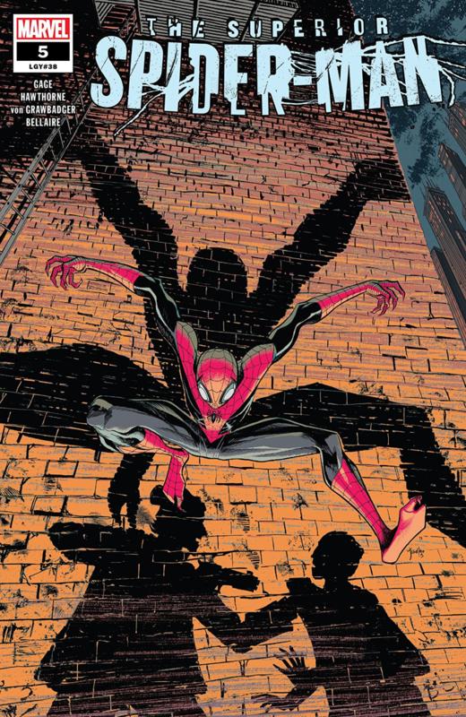 Superior Spider-Man (2018-)  5