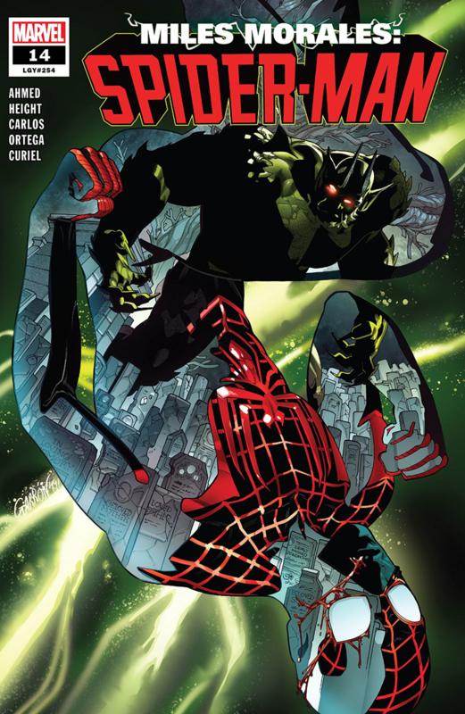 Miles Morales: Spider-Man (2018-) 14