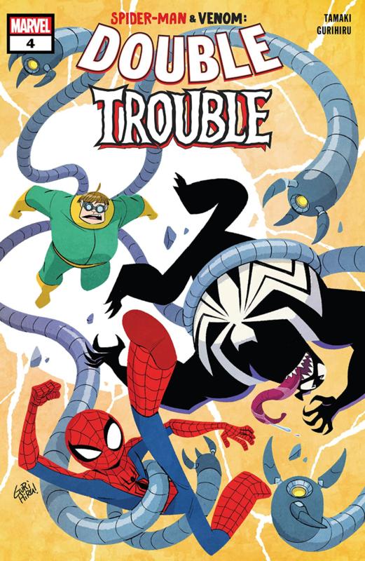 Spider-Man/ Venom: Double Trouble  4