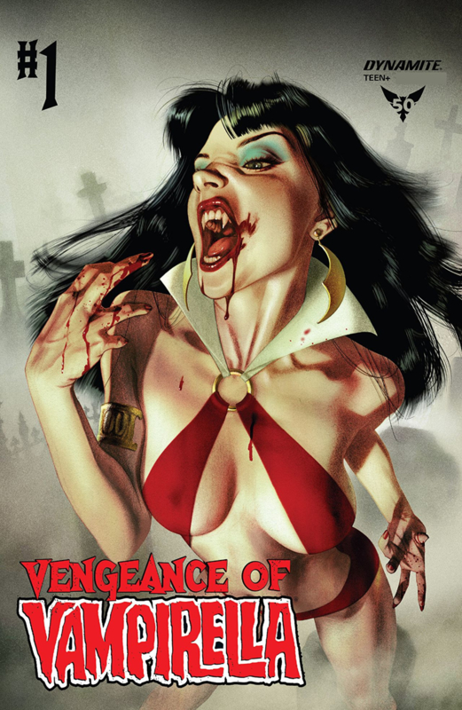 Vengeance of Vampirella (2019-)  1