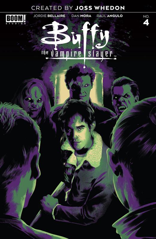 Buffy, The Vampire Slayer (2019-)  4