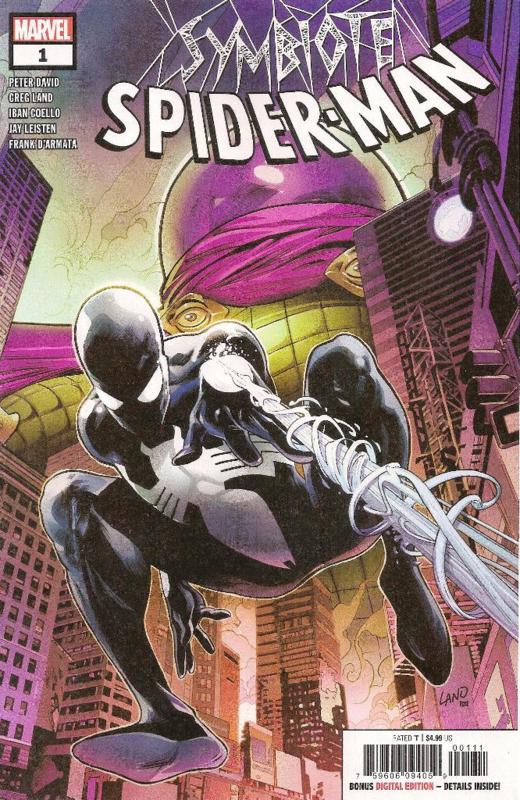 Symbiote Spider-Man  1