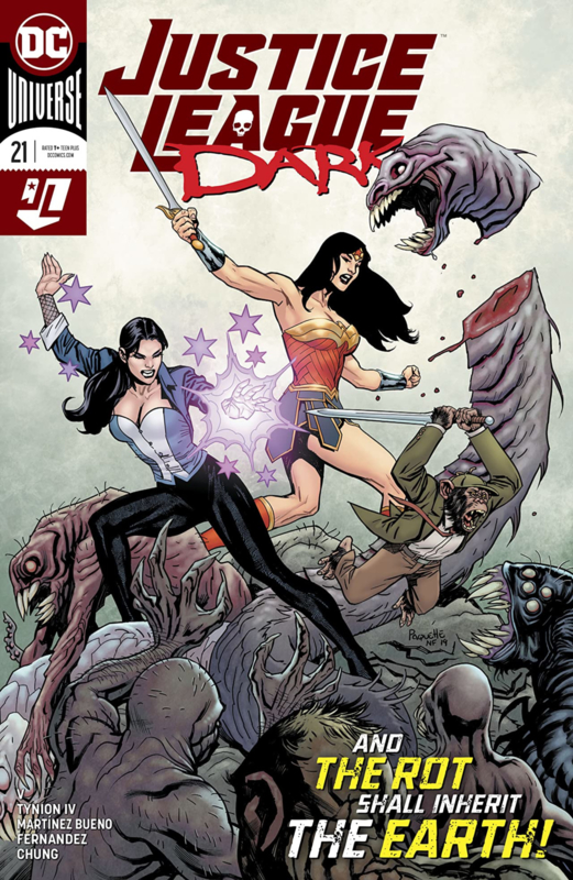 Justice League Dark (2018-) 21