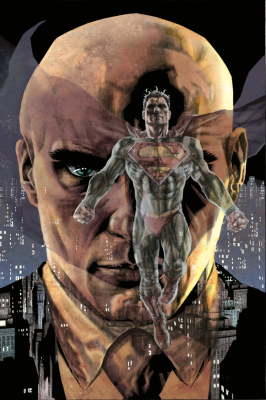 Lex Luthor, The Man of Steel (2013-2013)  1