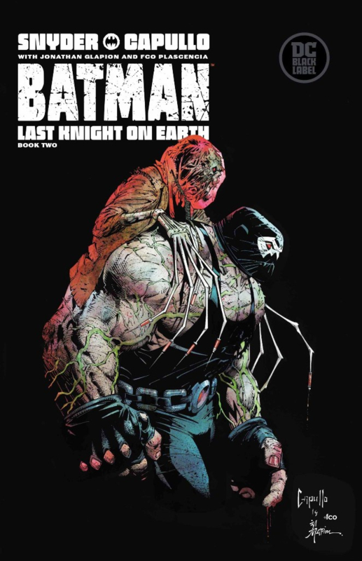 Batman: Last Knight on Earth  2