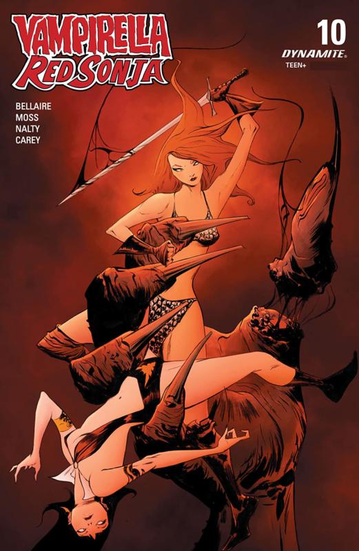 Vampirella/ Red Sonja 10