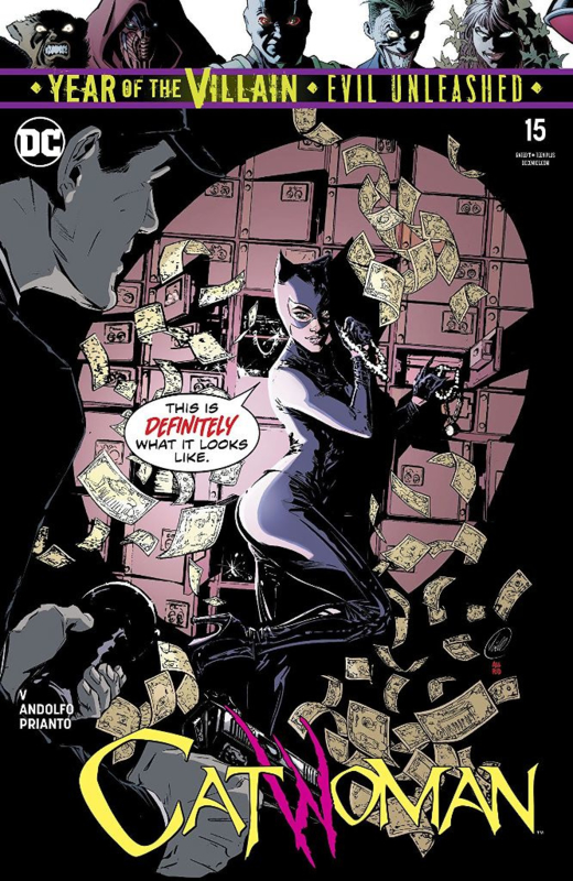 Catwoman (2018-) 15