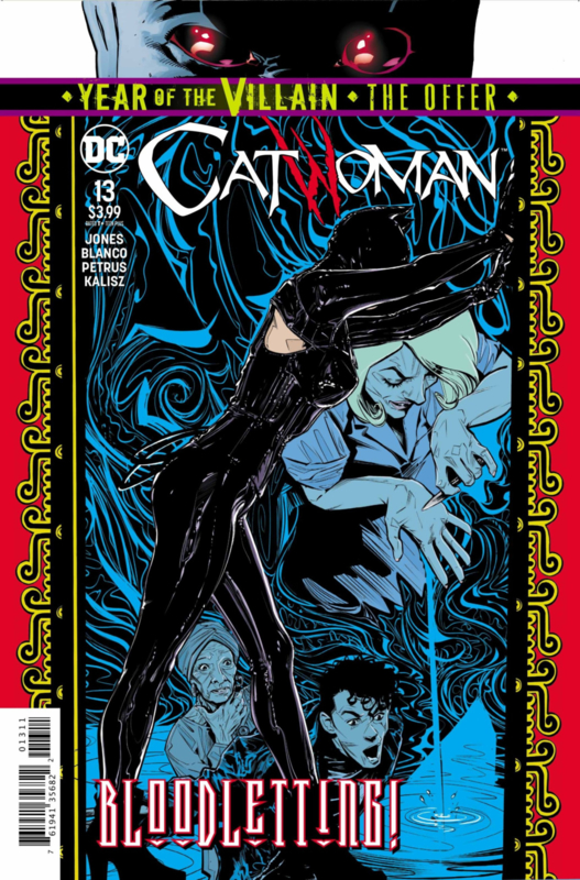Catwoman (2018-) 13