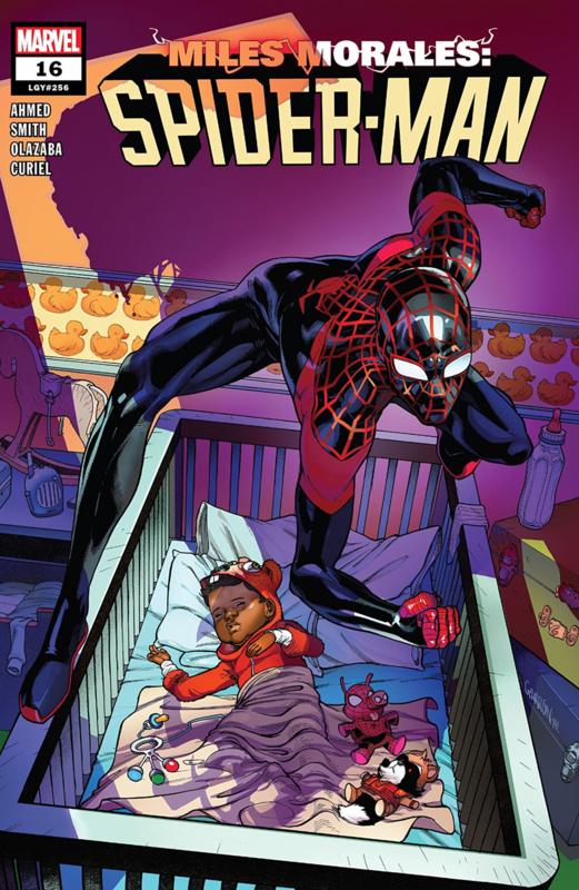 Miles Morales: Spider-Man (2018-) 16