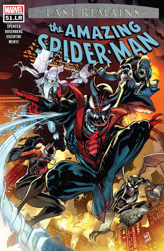 Amazing Spider-Man (2018-) 51LR
