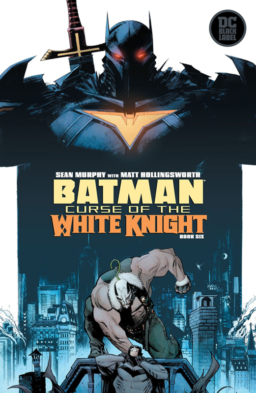 Curse of the White Knight (2019-)  6