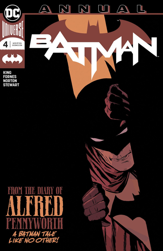 Batman (2016-), Annual  4