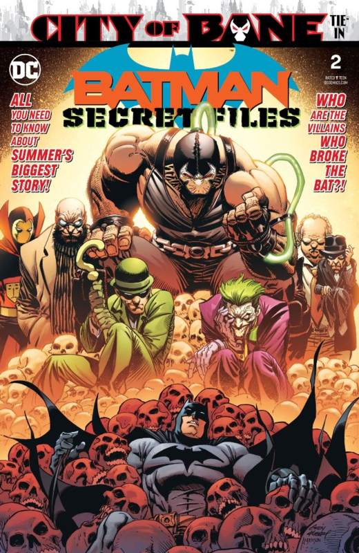 Batman Secret Files (2018-)  2
