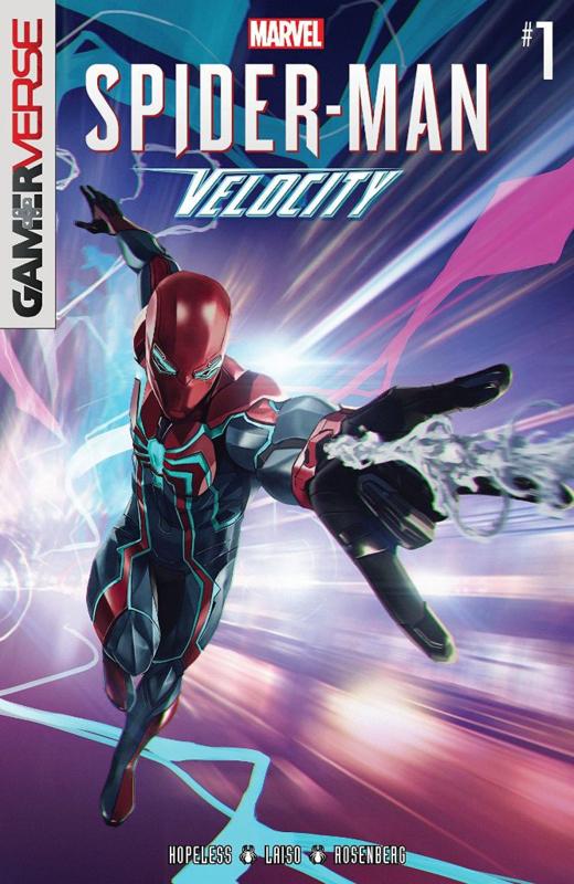 Spider-Man: Velocity  1
