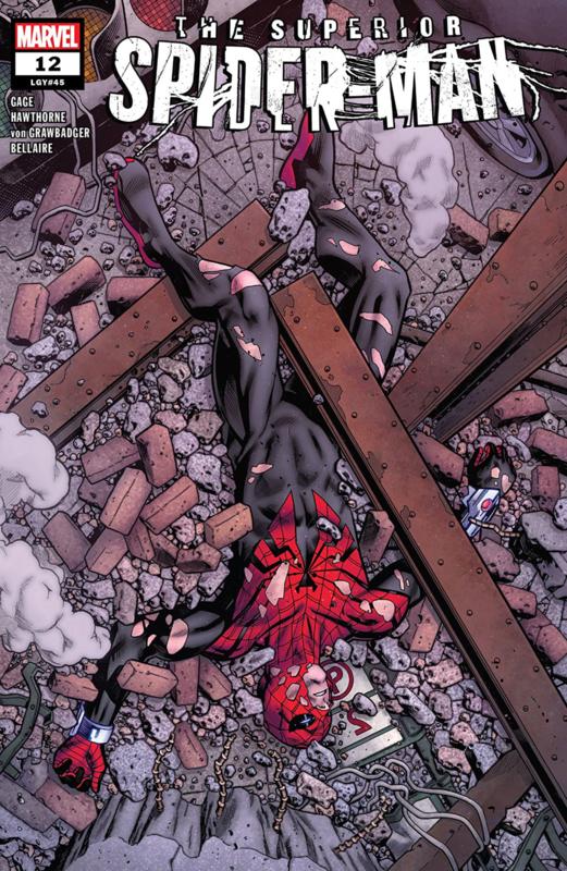 Superior Spider-Man (2018-2019) 12