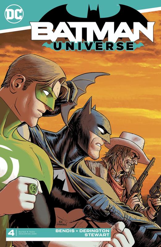 Batman Universe  4