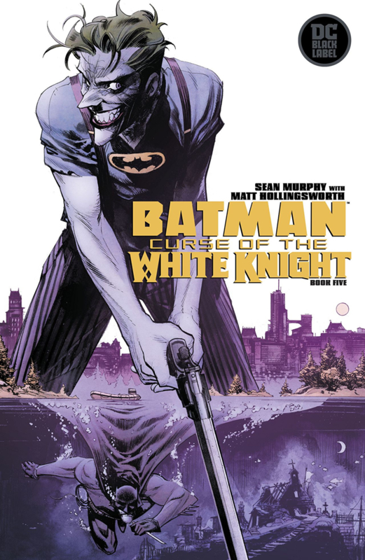 Curse of the White Knight (2019-)  5