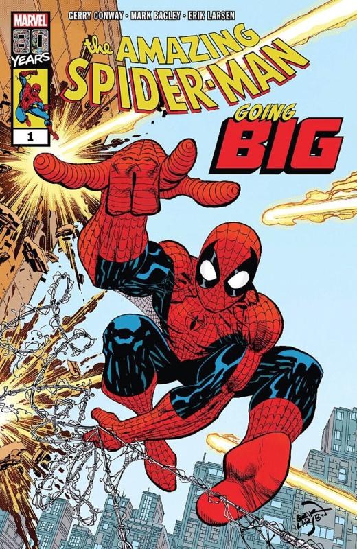 Amazing Spider-Man: Going Big  1
