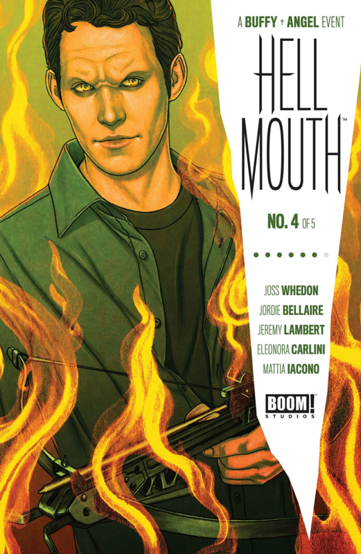 Buffy/ Angel Hell Mouth  4