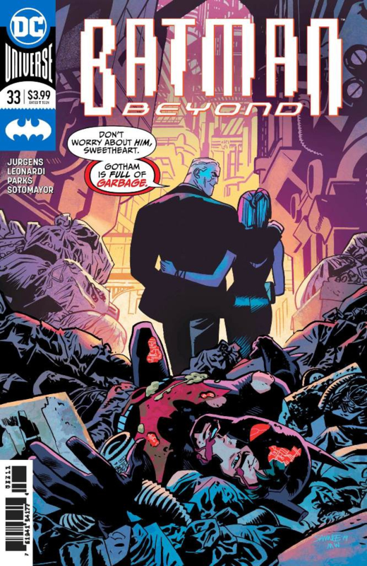 Batman Beyond (2016-) 33