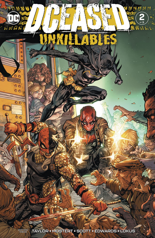 DCeased: Unkillables   2