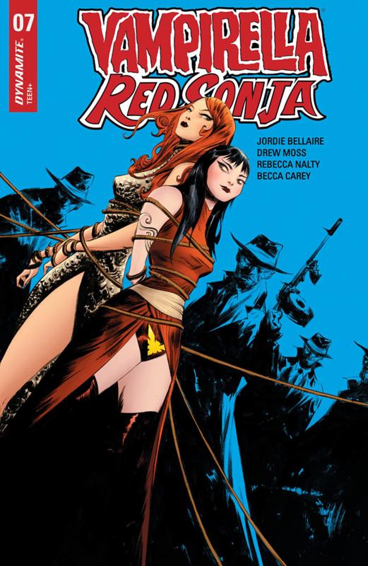 Vampirella/ Red Sonja  7