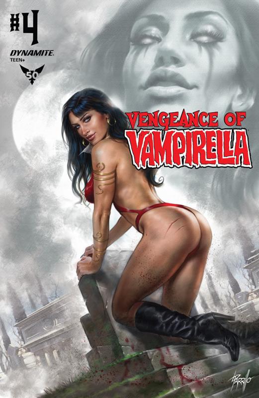 Vengeance of Vampirella (2019-)  4