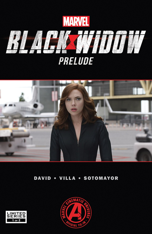 Black Widow: Prelude  1