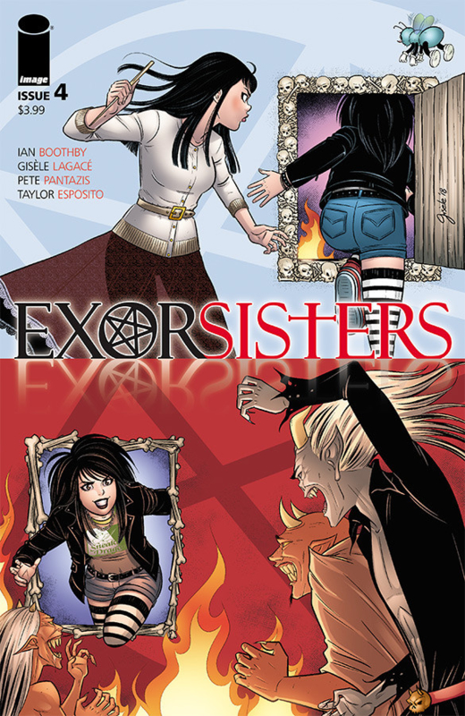 Excorsisters  4