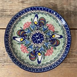 Ontbijtbord 086-2706  20 cm Unikat
