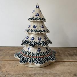 Kerstboom A6 19 cm
