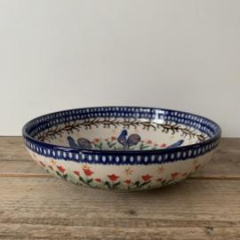 Serving bowl B91-2705 22,5 cm Unikat