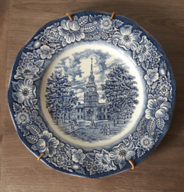 Liberty Blue (wand)bord