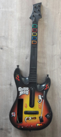 Guitar Hero gitaar (Nintendo Wii)