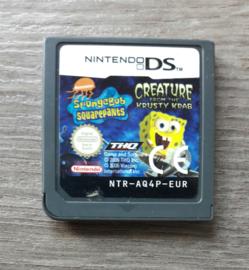 Spongebob Squarepants - Creature from the Krusty Krab (Nintendo DS game)