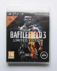 Battlefield 3, Limited Edition (Playstation 3 / PS3 game)