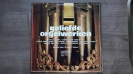 Vinyl lp: Frans van Tilburg - Geliefde Orgelwerken