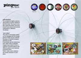 PinPuc ultimate pinboard (design memobord / magneetbord)