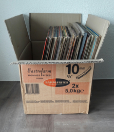 Overzicht alle vinyl