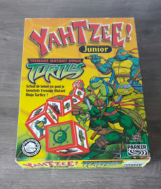 Teenage Mutant Ninja Turtles Yahtzee Junior (Parker)