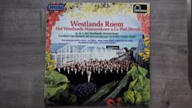 Vinyl lp: Het Westlands Mannenkoor - Westlands Roem