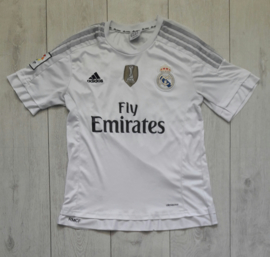 Replica Real Madrid thuisshirt (Kroos, 8) (Maat 158)