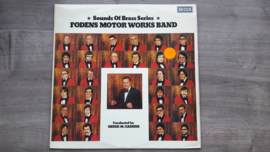 Vinyl lp: Sounds of Brass Series - Fodens Motor Works Band