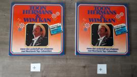 Toon Hermans vinyl lp's (6 stuks totaal)