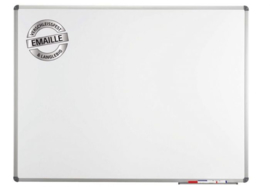 Whiteboard MAULstandaard, 120 x 300 cm, emaille