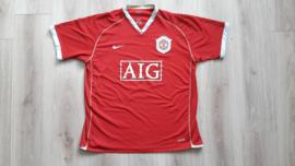 Origineel Manchester United thuisshirt (maat XL)