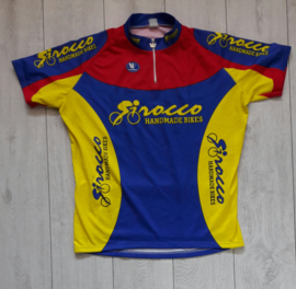 Replica wielrenners shirt Sirocco (maat M)
