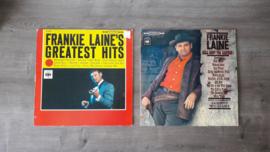 Frankie Laine vinyl lp's (5 stuks totaal)
